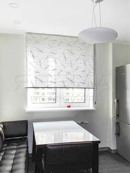 Універсальні тканини для рулонних штор