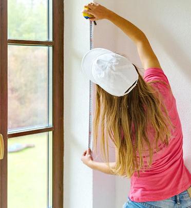 Как сделать замеры окна