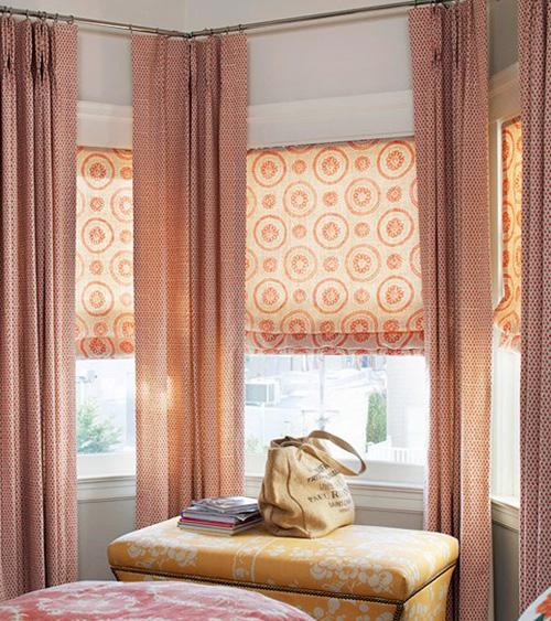 Roman Style рулонні штори