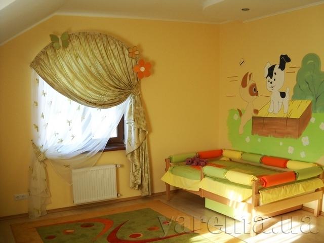Шторы в детскую Киев